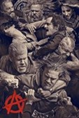 Sons of Anarchy Fight Action Shot