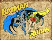 Batman & Robin To The Rescue
