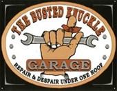 Repair & Despair Busted Knuckle Garage