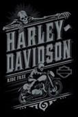 Ride Free Harley Davidson