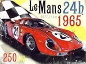 Le Mans 24hr 1965 Dave Gaunt