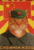 Chairman Meow Calling All Meowists