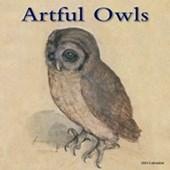 Wisdom & Mystery Artful Owls