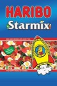Haribo Starmix The Happy World of Haribo
