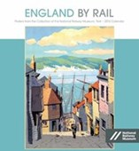 England By Rail Lithographic Prints