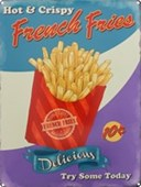 Hot & Crispy French Fries Hot & Crispy