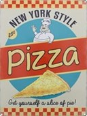 New York Style Pizza Get Yourself a Slice