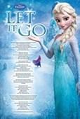 Let It Go Disney's Frozen