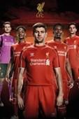 Liverpool Star Players 2014/15 Liverpool Football Club