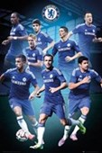 Chelsea Star Players 2014/15 Chelsea Football Club