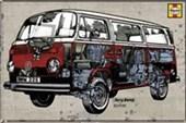 Haynes Campaign VW Camper