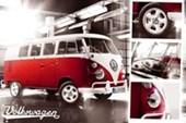 Split Screen VW Camper