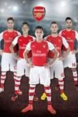 Star Players Arsenal Football Club