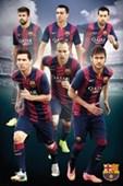 Star Players Barcelona Football Club