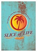 Slice Of Life Cruises Mini Poster Inspired By Dexter