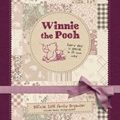 Winnie the Pooh Family Organiser Every Day is Special