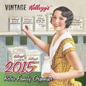 Kellogg's Family Organiser A Classic Cereal