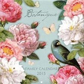 Flower and Bird Prints Botanique