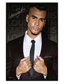 Gloss Black Framed Smart & Sexy Louis Smith