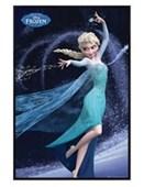 Gloss Black Framed Let It Go Disney's Frozen