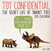 Toy Confidential Aled Lewis