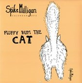 Fluffy Bum The Cat Spike Milligan