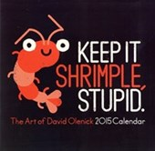 Keep It Shrimple Stupid David Olenick