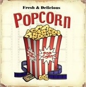 Fresh & Delicious Popcorn Get It Whilst It's Hot