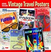Across the Globe Vintage Travel Posters
