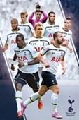 Star Players Tottenham Hotspur Football Club 2014/15