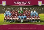 Team Photo Aston Villa Football Club 2014/15