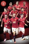 Star Players Manchester United 2014/15