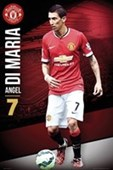 Angel Di Maria Manchester United Football Club