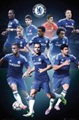 Star Players Chelsea Football Club 2014/15
