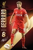 Steven Gerrard Liverpool Football Club