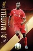 Mario Balotelli Liverpool Football Club