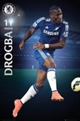 Didier Drogba Chelsea Football Club
