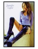 Gloss Black Framed Thigh Boots Jennifer Lopez