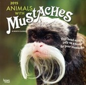 Animals with Mustaches Don't Touch My 'Stache