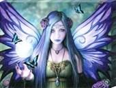 Mystic Aura Canvas Print Anne Stokes