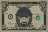 Heisenberg Dollar Breaking Bad