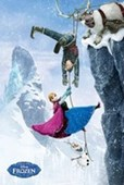 Hanging! Disney's Frozen