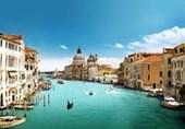 Canal Grande, Venice 8 Sheet Cityscape Wall Mural