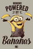 Minions Powered By Bananas Despicable Me