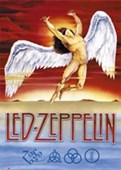Swan Song Led Zeppelin
