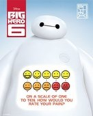 Rate Your Pain Big Hero 6