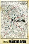 Terminus Map The Walking Dead