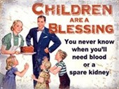 Children Are A Blessing Insurance