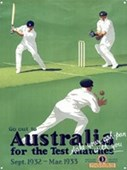 Australia - Test Match Cricket Take Your Ash Pan With You