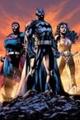 Justice League Trio DC Comics